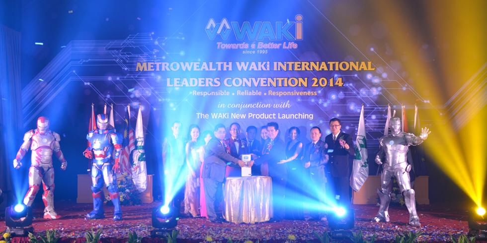 Metrowealth WAKi International